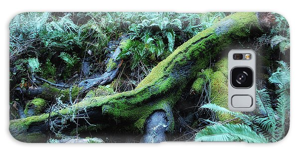 Resting Comfortably Galaxy Case by Donna Blackhall