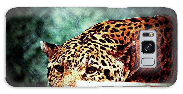 Resting Jaguar Galaxy Case
