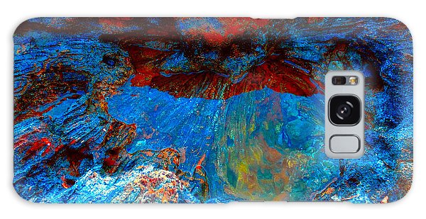 Resting Nature Galaxy Case by Todd Breitling
