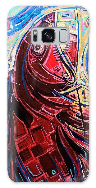 Restless Waters Galaxy Case