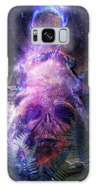 World Religion Galaxy Case - Resurrection by Cameron Gray