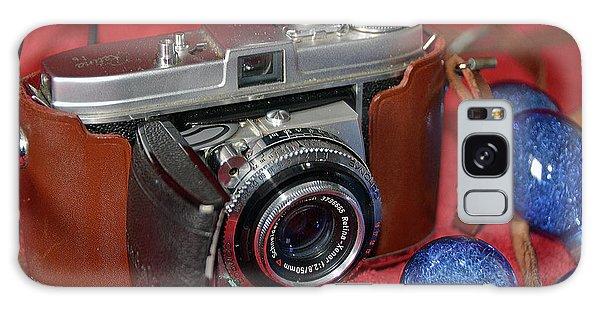 Galaxy Case featuring the photograph Retina by John Schneider