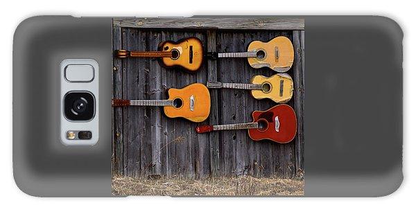 Retired Guitars  Galaxy Case