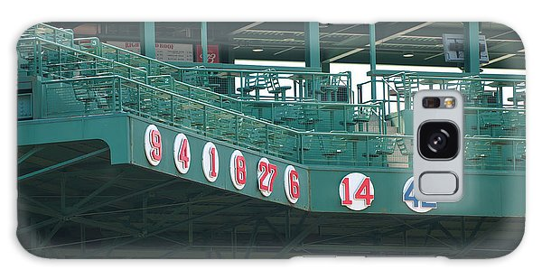 Retired Numbers Galaxy Case