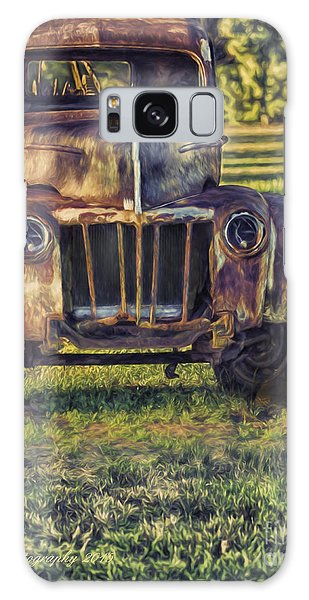 Retired Wrecker Galaxy Case by Linda Blair