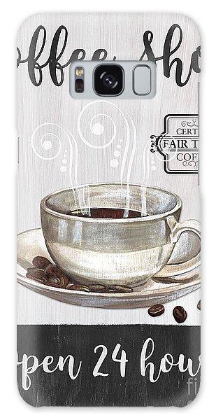 Bar Galaxy Case - Retro Coffee Shop 1 by Debbie DeWitt