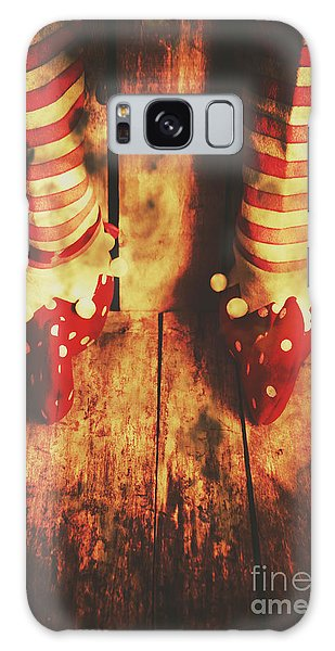 Elf Galaxy Case - Retro Elf Toes by Jorgo Photography - Wall Art Gallery