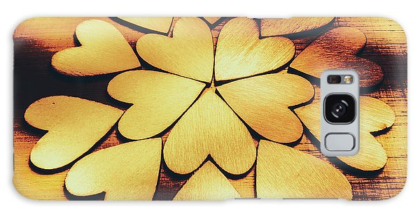 Style Galaxy Case - Retro Heart Connection by Jorgo Photography - Wall Art Gallery