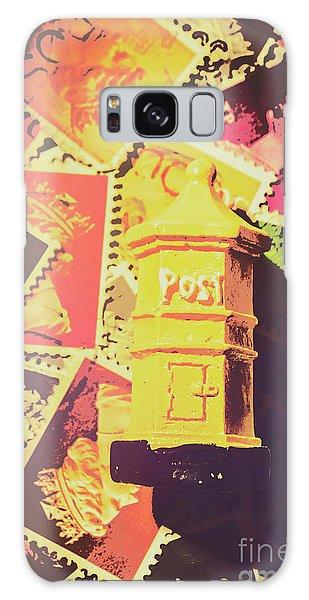 Tint Galaxy Case - Retro Postal Service by Jorgo Photography - Wall Art Gallery