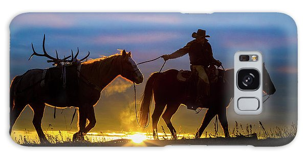 Texas Galaxy Case - Returning Home by Inge Johnsson