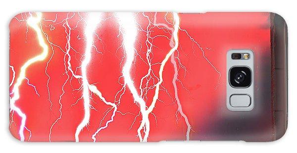 Lightning Apocalypse Galaxy Case