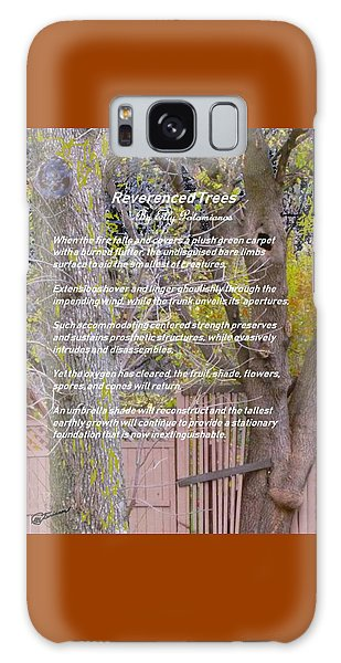 Reverence Of Trees Galaxy Case
