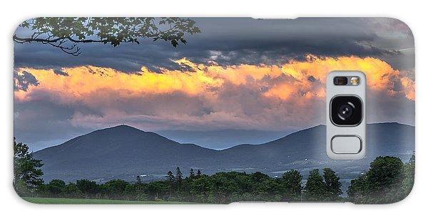 Reverse Sunset Galaxy Case by Tim Kirchoff