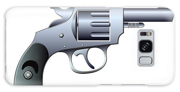 Revolver Galaxy Case