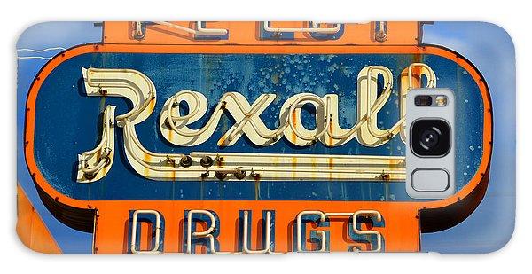 Bradenton Galaxy Case - Rexall Drugs Sign 1940s by David Lee Thompson