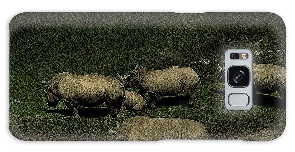 Rhinos Galaxy Case