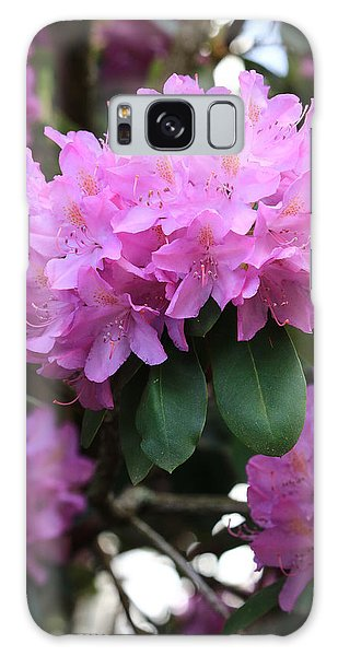 Rhododendron Beauty Galaxy Case