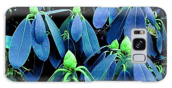 Rhododendron Buds In Spring Galaxy Case