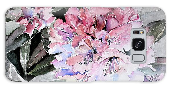 Rhododendron Rose Galaxy Case