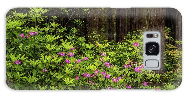 Rhododendrons Galaxy Case