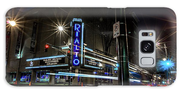 Rialto Theater Galaxy Case