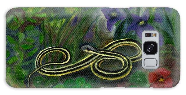 Ribbon Snake Galaxy Case