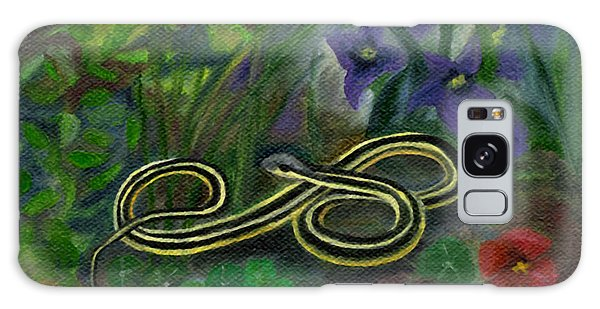 Ribbon Snake Galaxy Case