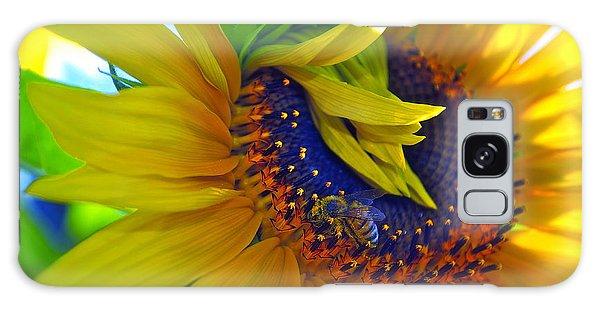 Rich In Pollen Galaxy Case