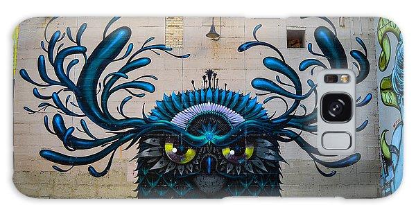 Richmond Street Art Galaxy Case