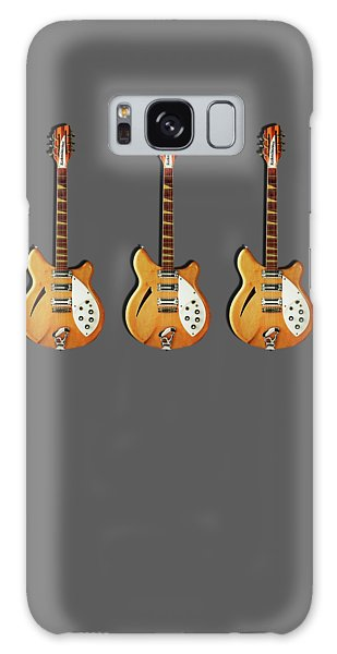 Rickenbacker 360 12 1964 Galaxy Case by Mark Rogan