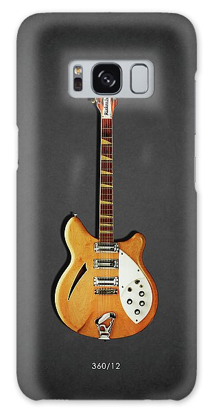Galaxy Case - Rickenbacker 360 12 1964 by Mark Rogan