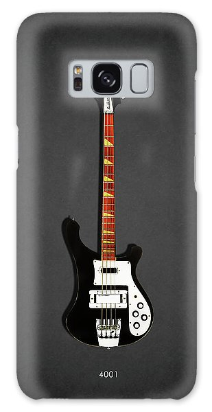 Guitar Galaxy Case - Rickenbacker 4001 1979 by Mark Rogan
