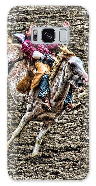 Ride Em Cowboy Galaxy Case