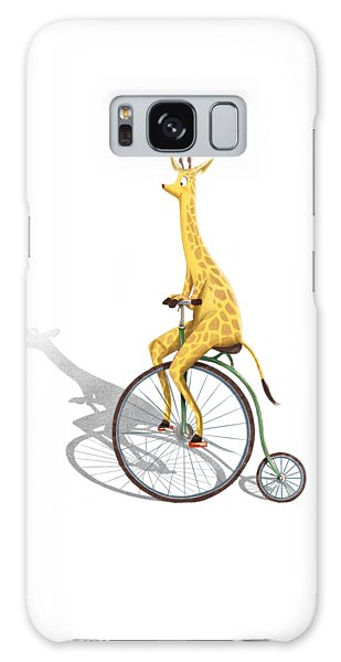 Ride My Bike Galaxy Case