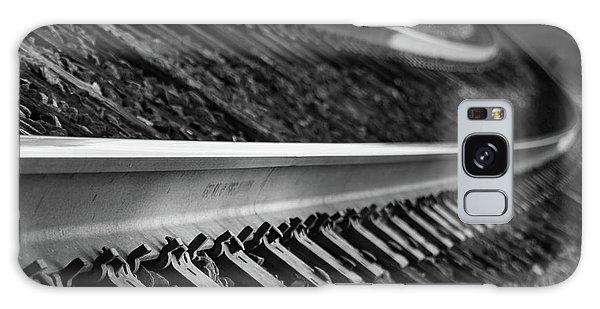 Galaxy Case featuring the photograph Riding The Rail by Doug Camara