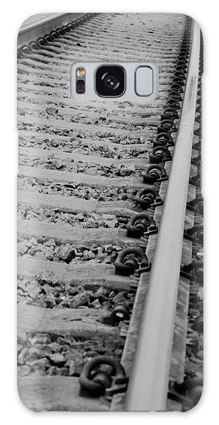 Riding The Rail Galaxy Case