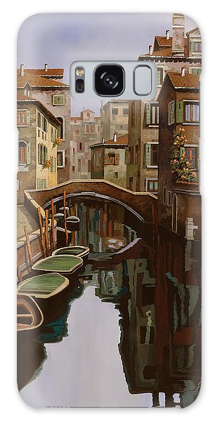 Reflections Galaxy Case - Riflesso Scuro by Guido Borelli