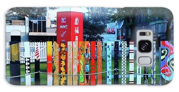 #riga#vecriga #city #pencil #decorative Galaxy Case
