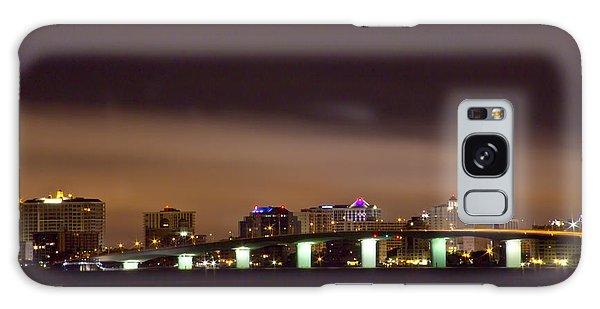 Ringling Bridge And Sarasota Galaxy Case