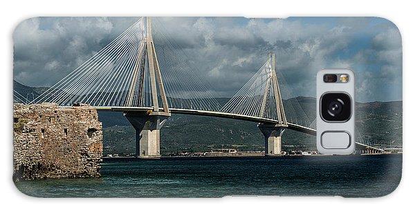 Rio-andirio Hanging Bridge Galaxy Case