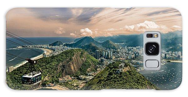 Rio De Janeiro Overlook Galaxy Case