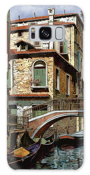 Reflections Galaxy Case - Rio Degli Squeri by Guido Borelli
