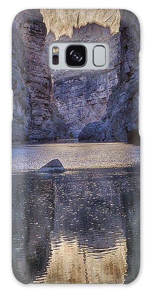 Rio Grand, Santa Elena Canyon Texas Galaxy Case