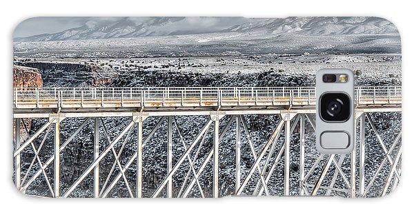 Rio Grande Gorge Bridge #001 Galaxy Case