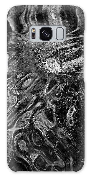 Otter Galaxy Case - Ripples by Richard Garvey-Williams