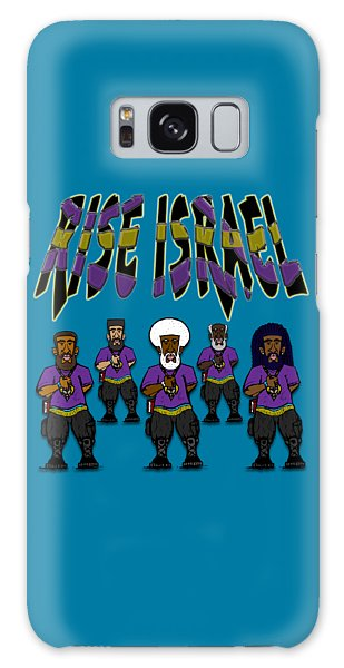 Rise Israel Soldier 2 Galaxy Case