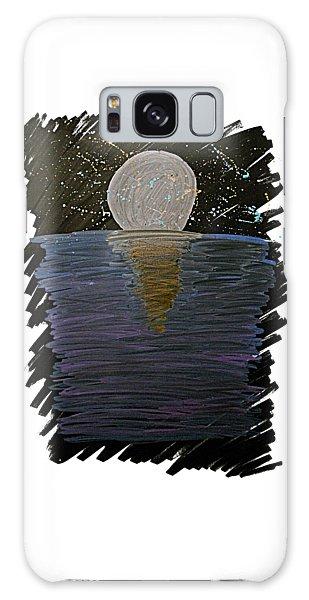 Rising Moon Galaxy Case
