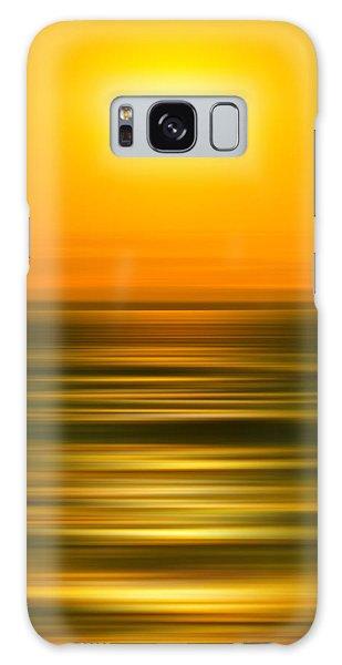 Surrealism Galaxy S8 Case - Rising Sun by Az Jackson