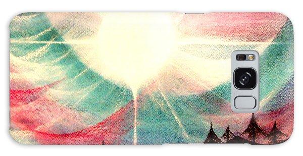 Rising Sun Galaxy Case