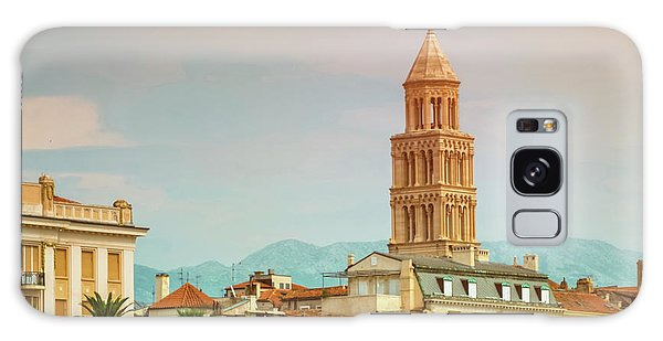 Riva Waterfront, Houses And Cathedral Of Saint Domnius, Dujam, D Galaxy Case